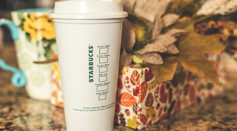 Starbucks under 100 calories?  Oh Yes, We Did!