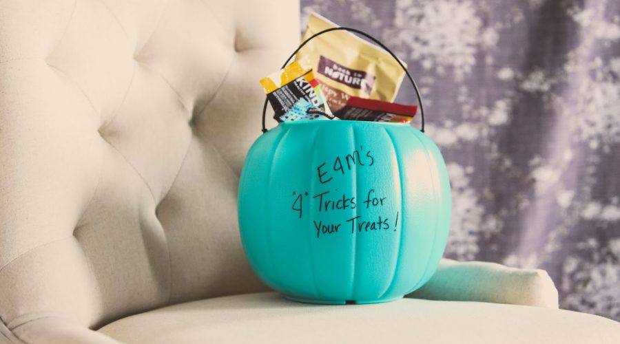 4 Tricks for your Treats