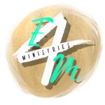 Equipped for Him Ministries Logo