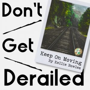 Don't Get Derailed-Get Back on Track