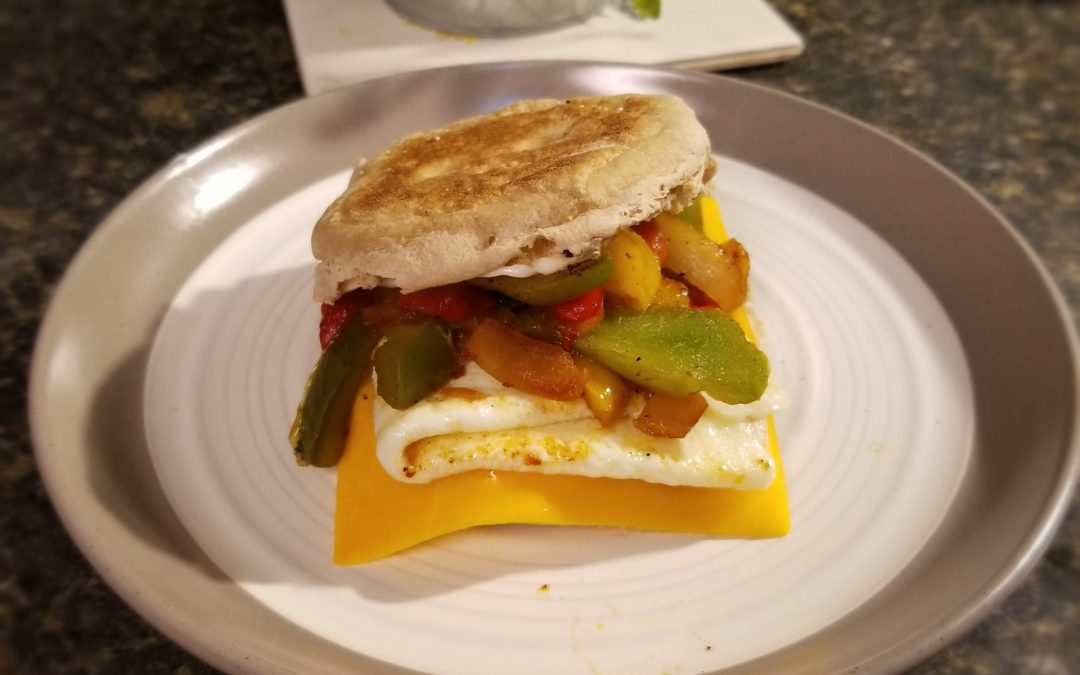 Brandy's Breakfast Sandwich